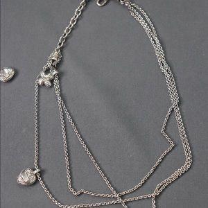 Brighton Jewelry Charm Bracelet  & Necklace